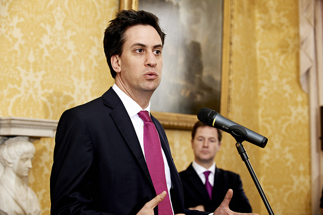 media interview training glasgow ed milliband.