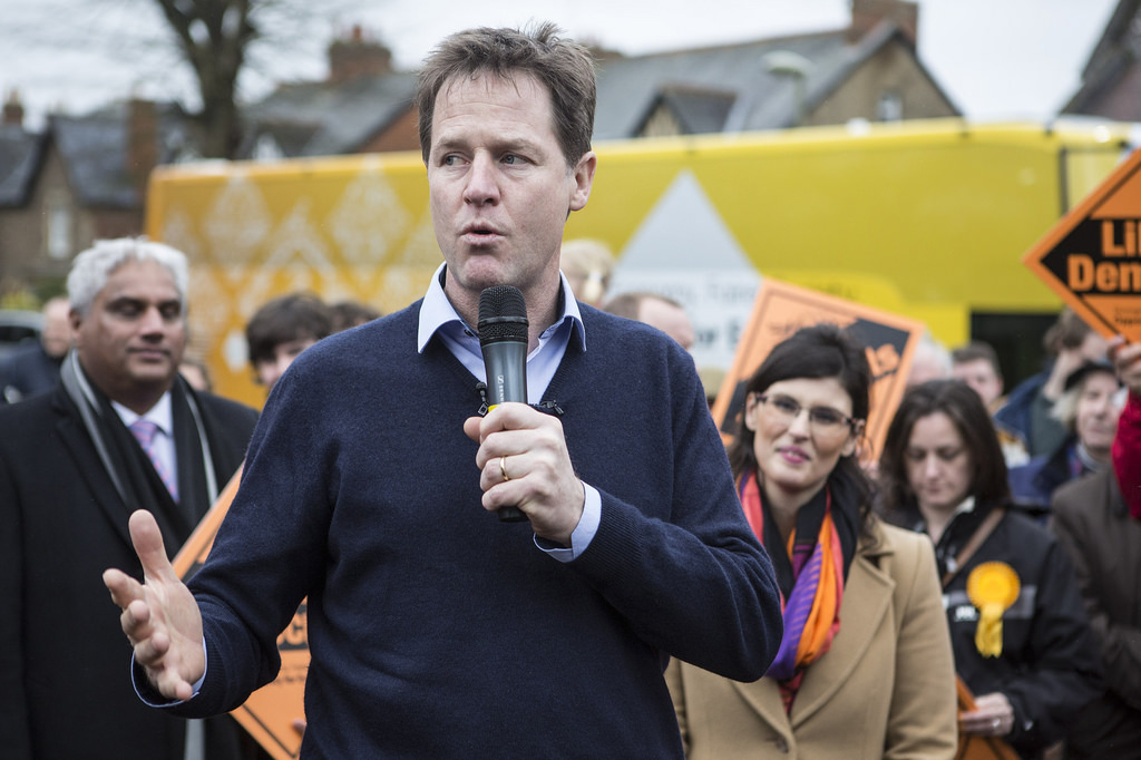 media training courses facts scotland firmly believe nick clegg mic.