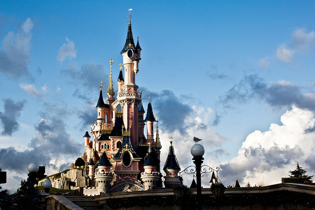 powerpoint training glasgow storytelling disneyland-castle.
