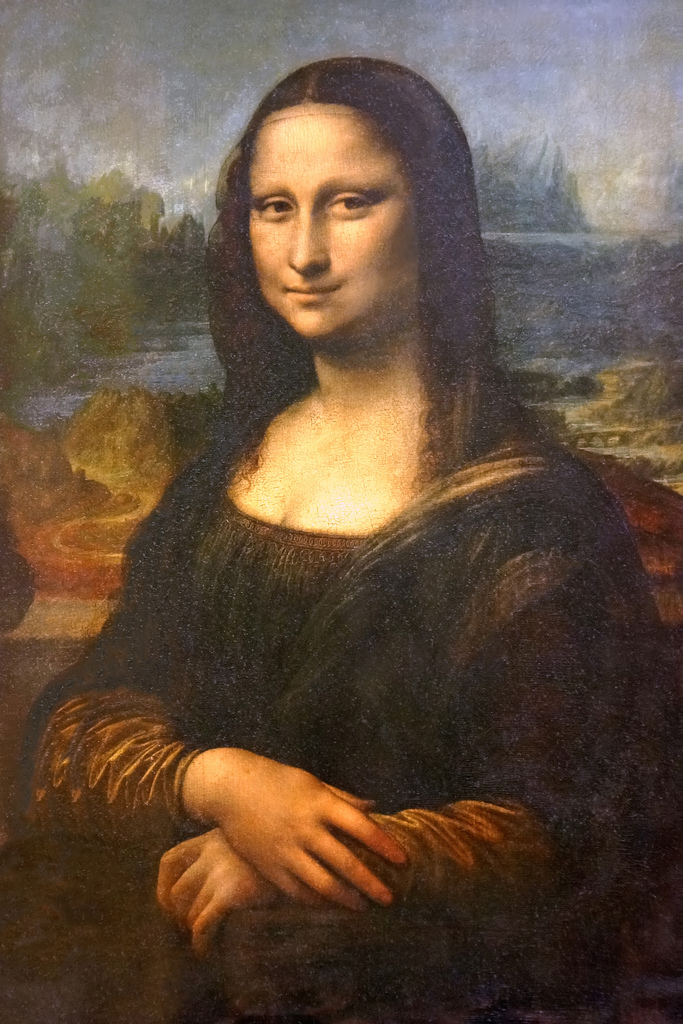 Body Language presentation skills courses scotland Mona Lisa.