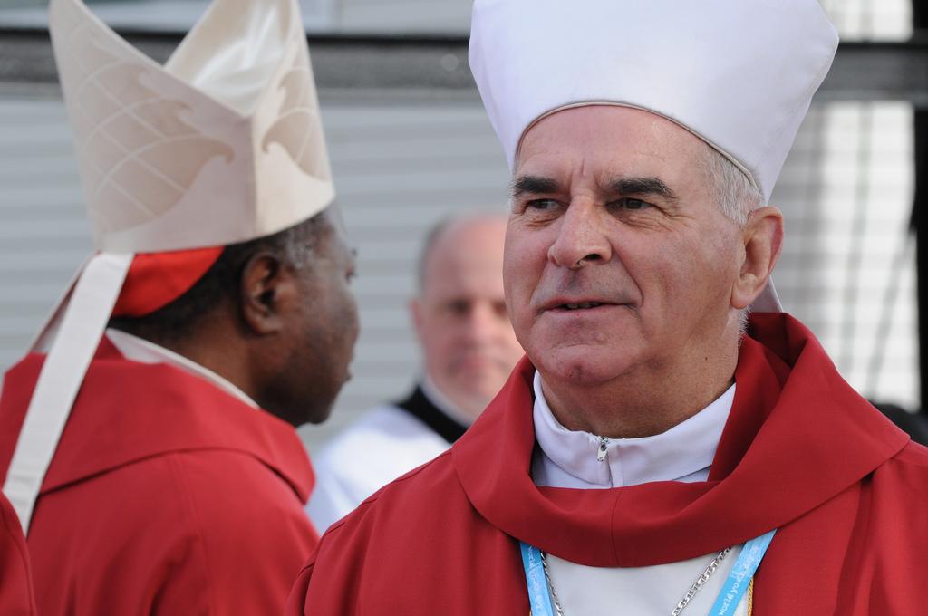 A Harry Clarke Sorry - Pink Elephant Communications - Cardinal Keith O'Brien
