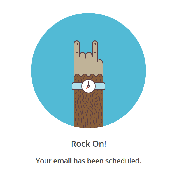 social media training courses scotland MailChimp rockon.