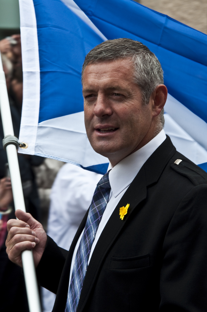 Former Scotland captain Gavin Hastings