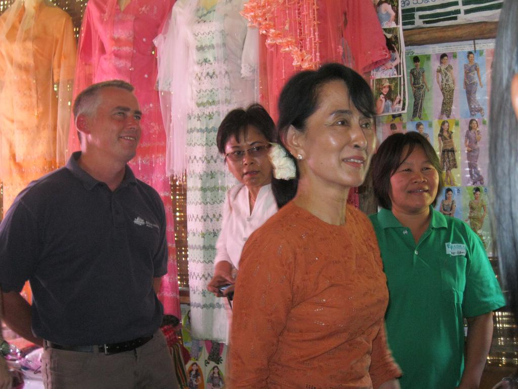Why we should all be more Malala Yousafzai - Pink Elephant Communications - Aung San Suu Kyi