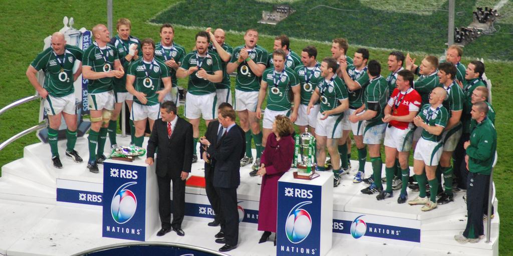 6 Nations - Media Interviews - Ireland