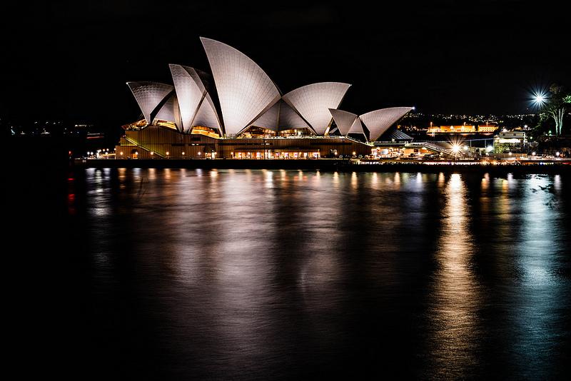 Non-exclusive Sydney Opera House
