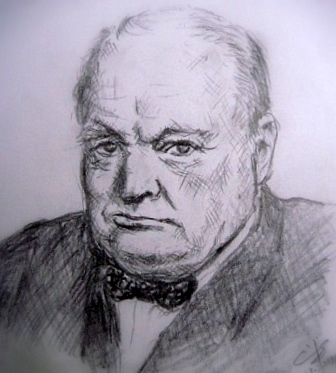 How to Communicate in a Crisis - Pink Elephant Communications - Winston Churchill