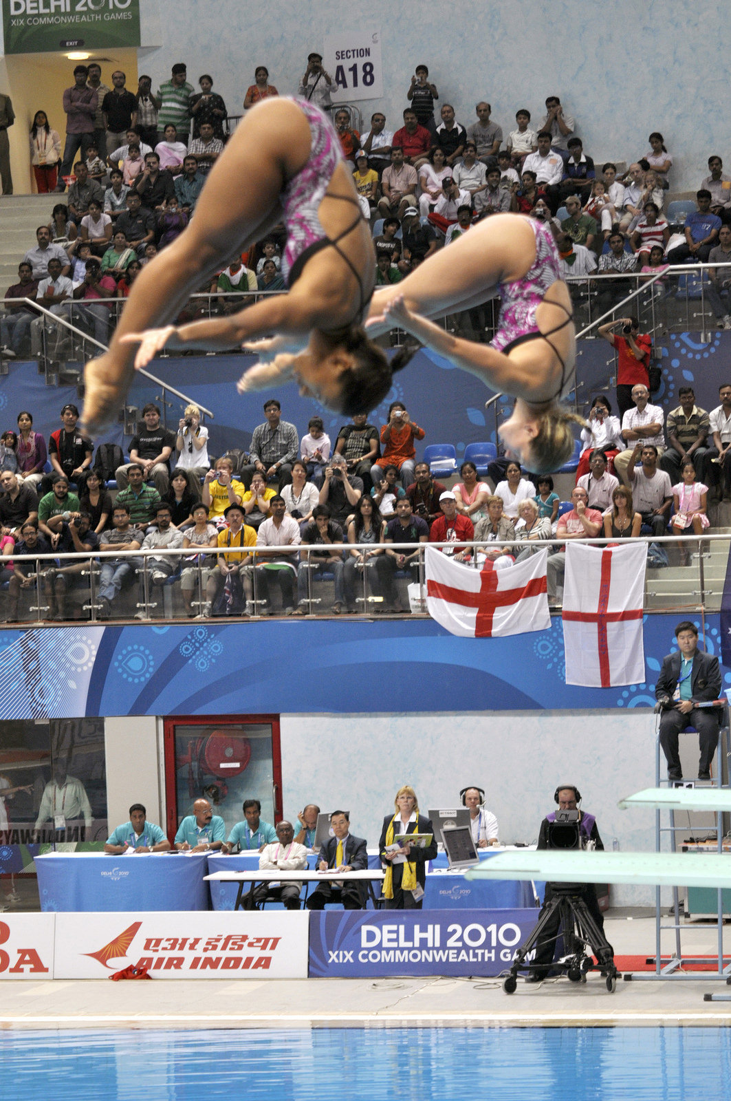 Olympic Games - presentation skills - your personal best - diving 1