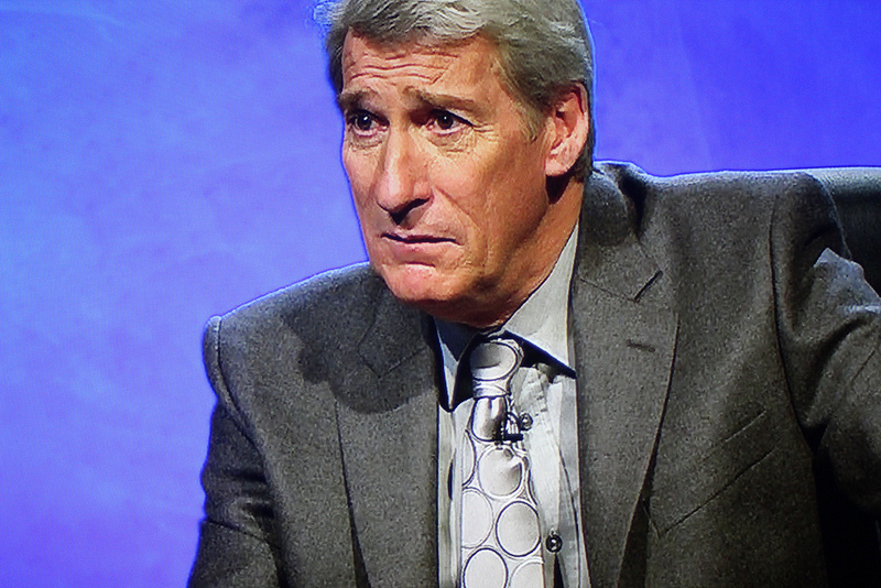 The Ghost of Michael Howard - Pink Elephant Comms - Jeremy Paxman