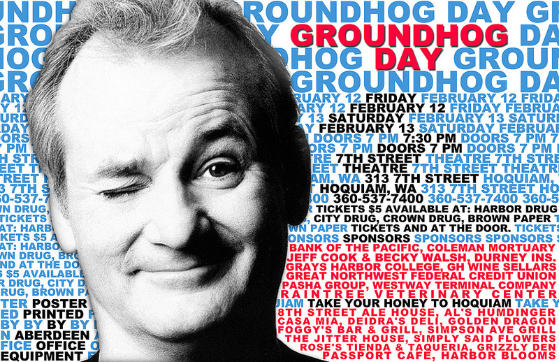 communication skills training scotland bill murray groundhog day.