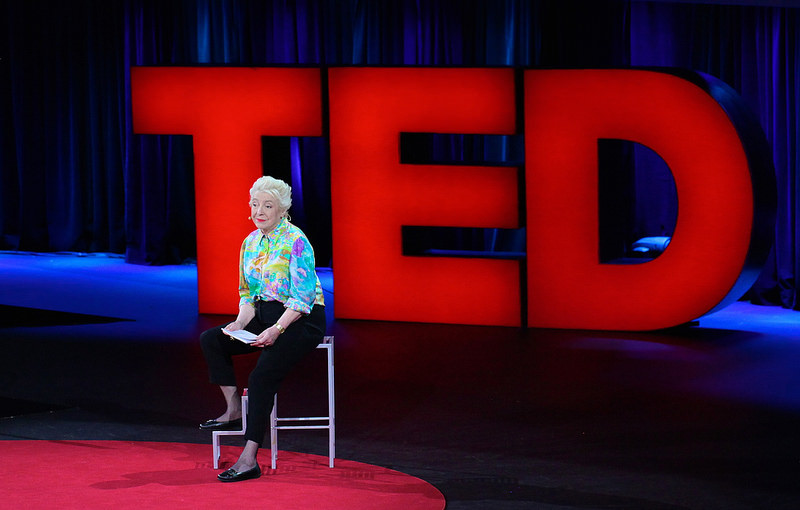 public speaking-5-tips-ted-talks-pink-elephant-comms