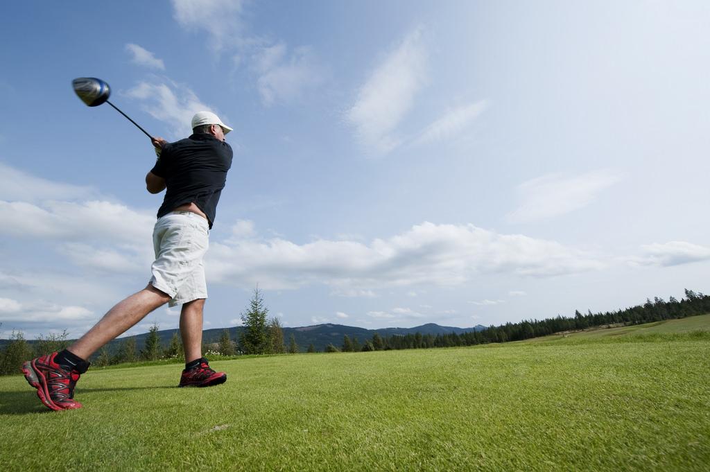 communication skills edinburgh golfer negative.