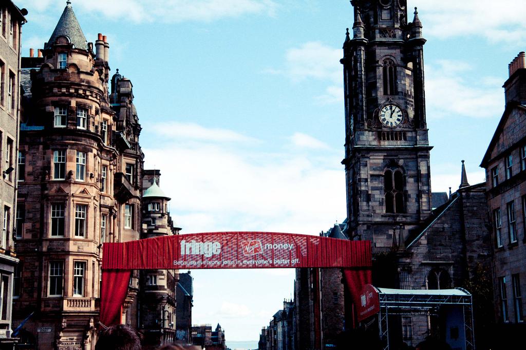 Presentation Skills: Being Adaptive | Edinburgh Training- edinburgh Fringe