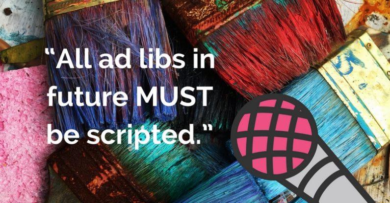 The Art Of Ad Lib- Presentation & Media Training