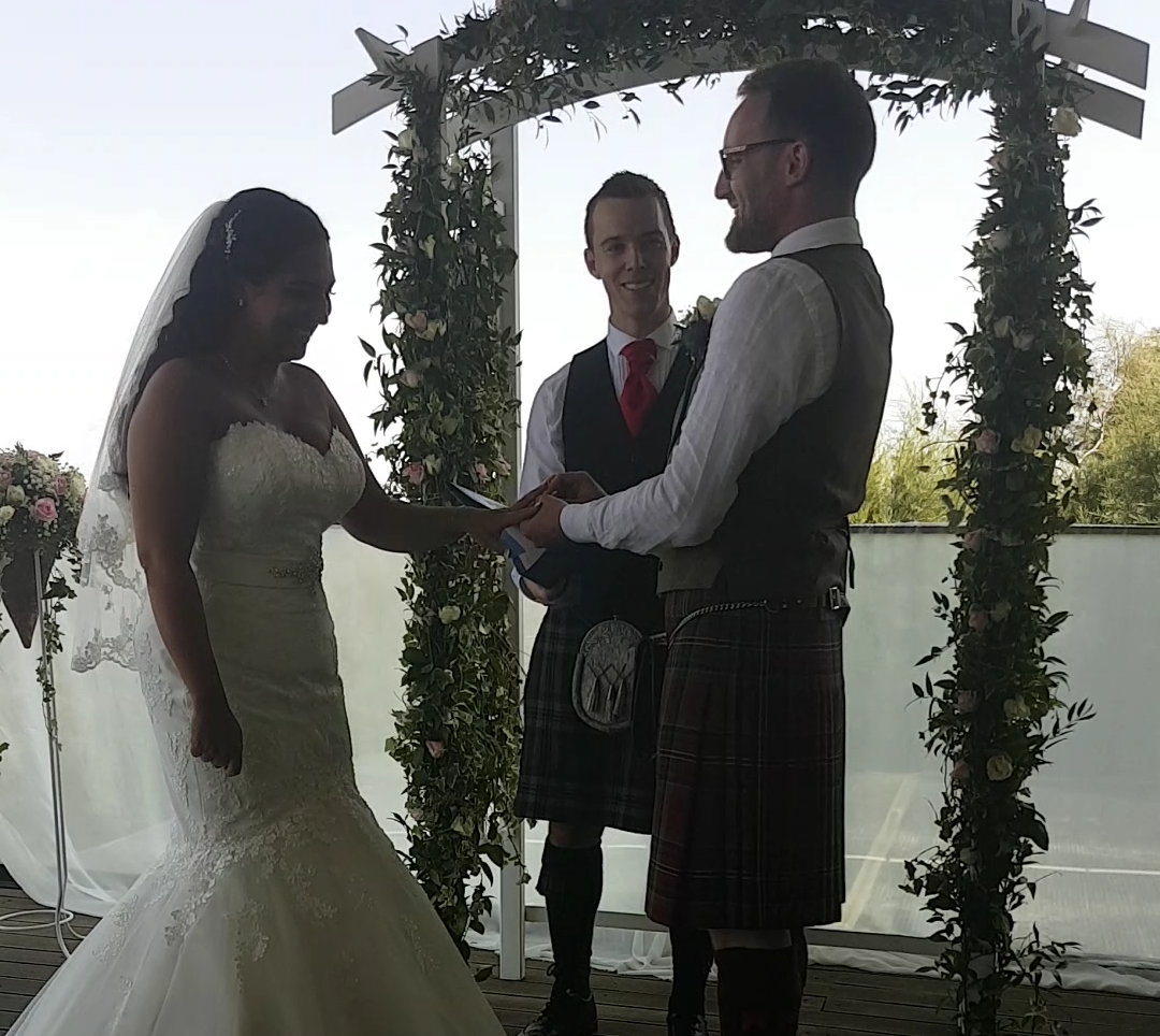 What I Learned From Officiating My First Wedding - Public Speaking Tips- Keep it brief