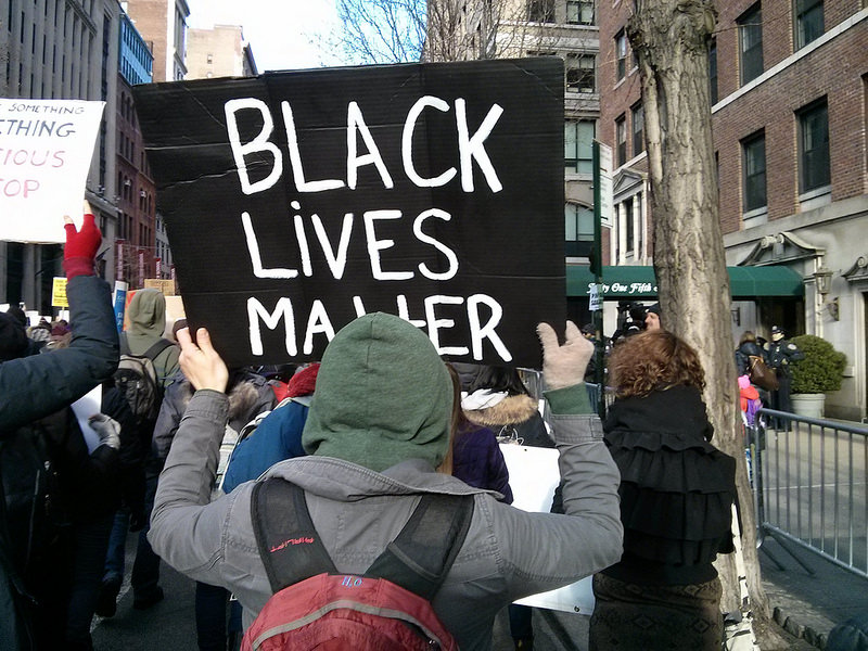 commmunication skills edinburgh black lives matter.