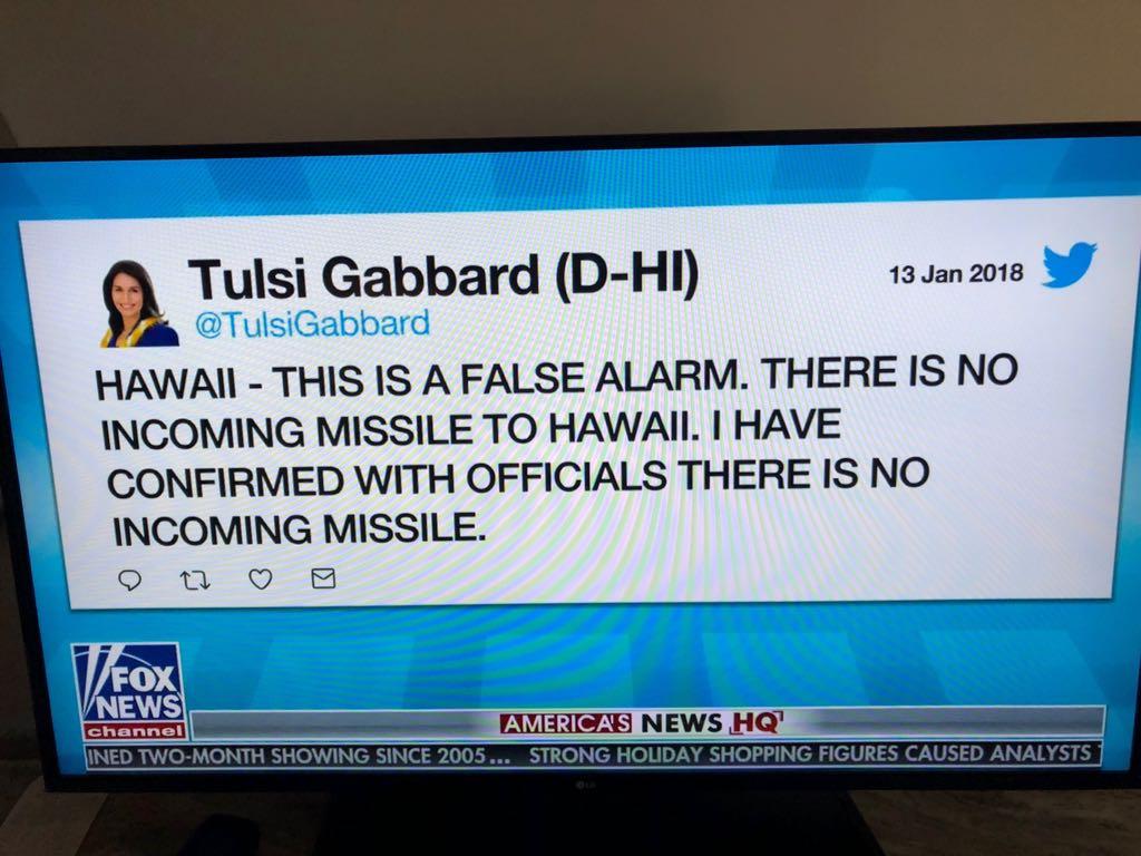 hawaii missile threat tweet communication skills glasgow.