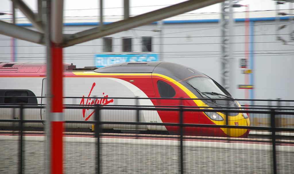 virgin train saying sorry in crisis.