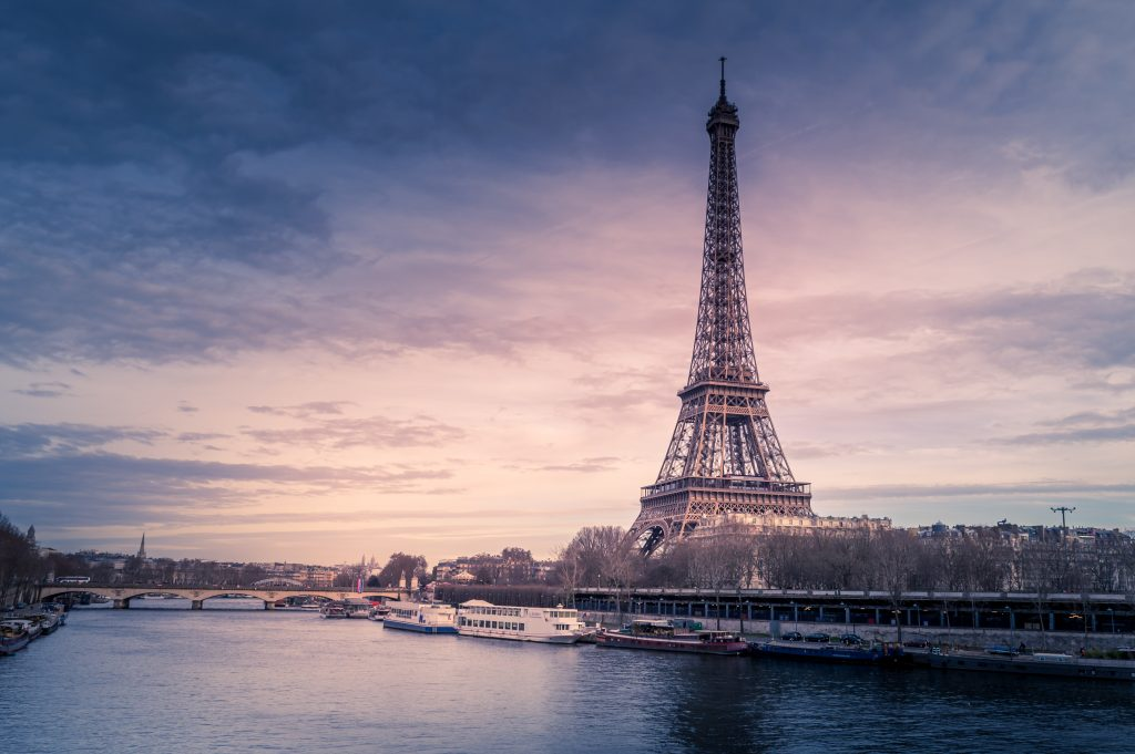communication skills training blog - predicting success with conditions - eiffel tower.