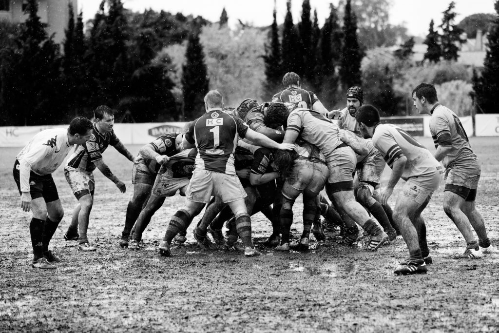 communications skills - predicting success with conditions - rugby