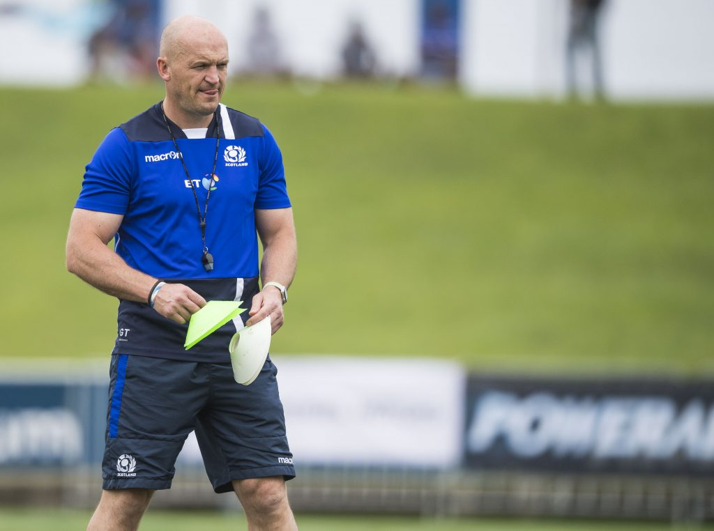 communications skills - predicting success with conditions - Gregor townsend