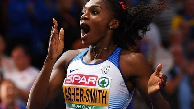 Media Interview Lessons Dina Asher-Smith 1