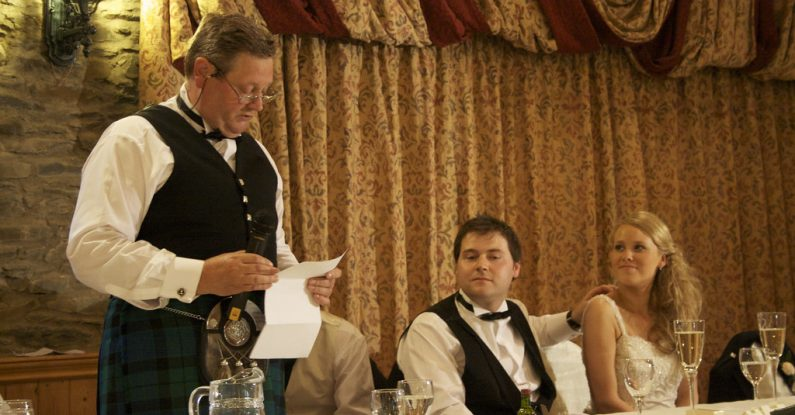 How to Deliver A Speech, Big Occasion, Best Man Speech