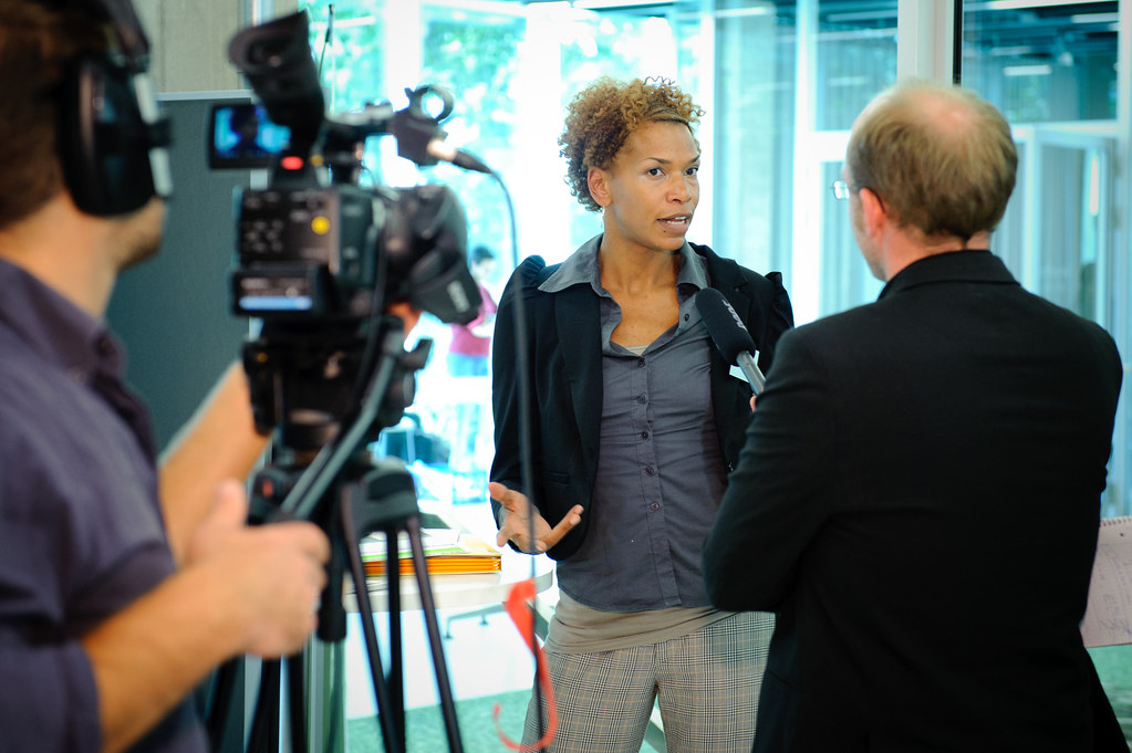 How to Master a TV Interview, Business Leader, TV Business