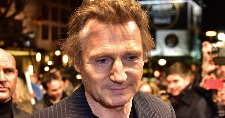 Liam Neeson, Cold Pursuit, top ten pink elephants