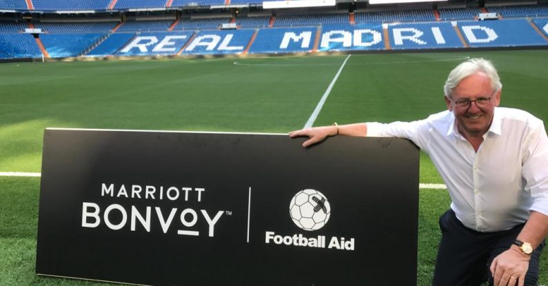 How to Pitch an Idea, Football Aid, Craig Paterson