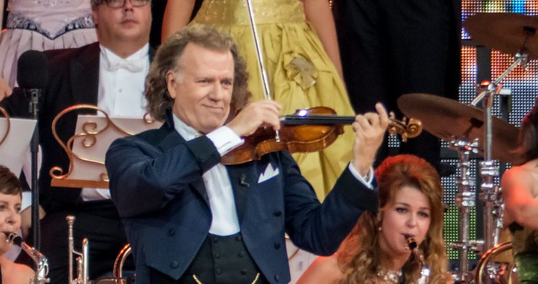 How to Tell A Story, Andre Rieu, A Compelling Storyteller