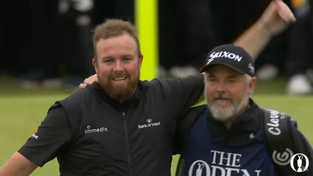 Shane Lowry, The Power of Thank You, An irish triumph