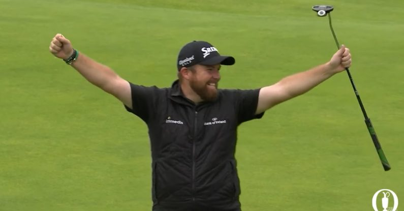 Shane Lowry, The Power of Thank You, Communication Skills training