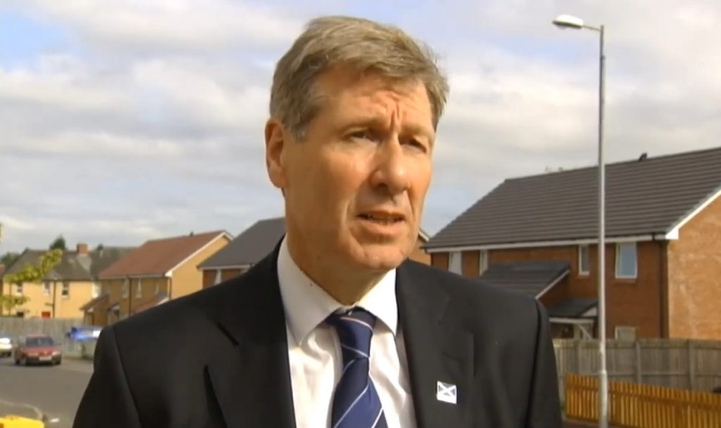 Answering Difficult Questions, Kenny MacAskill, Keeping it confidential