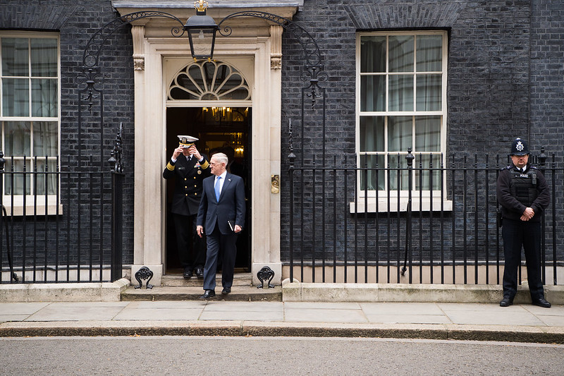 how to win over your audience, condolences, downing street