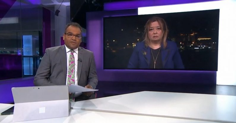 Will you let me finish, krishnan guru murthy, gulnur aybet, channel 4 news, media training