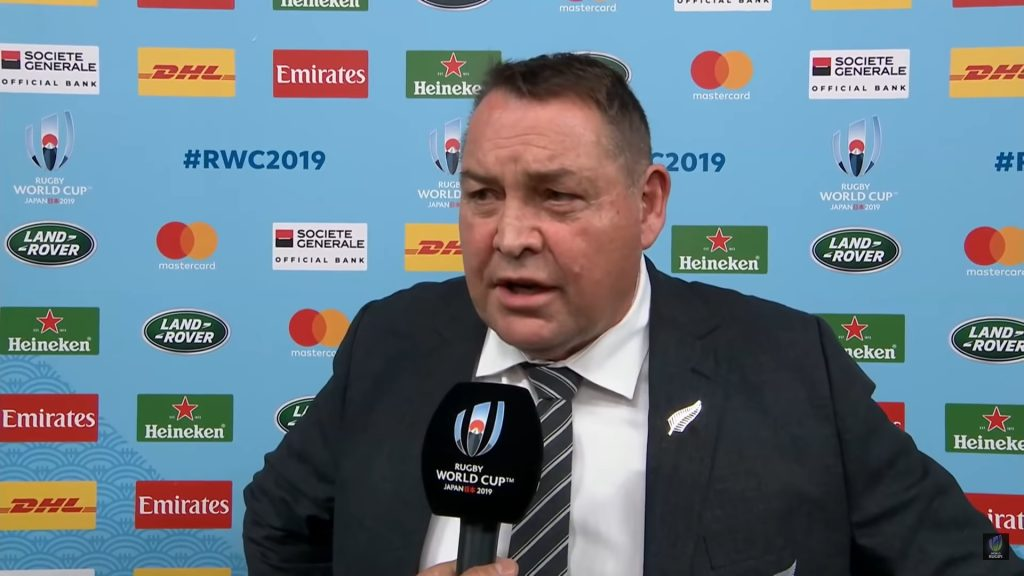 grace in victory, communication skills, amazing grace, steve hansen