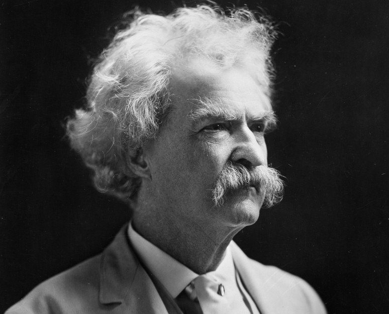 Mark twain, misleading figures, business presentations