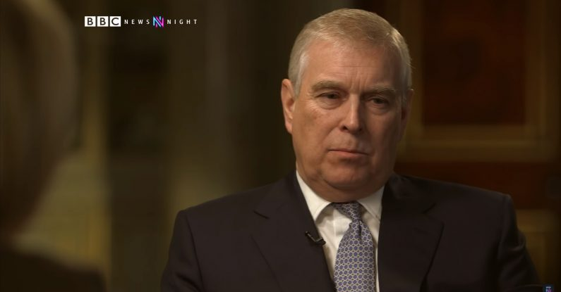 crisis communication, prince andrew, a prince beyond