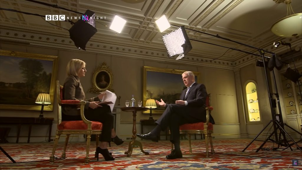 crisis communication, prince andrew, emily maitlis, the moral authority