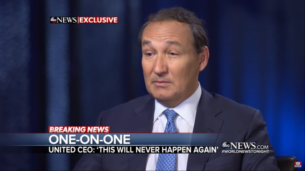 how it can be done, Oscar Munoz, crisis communication