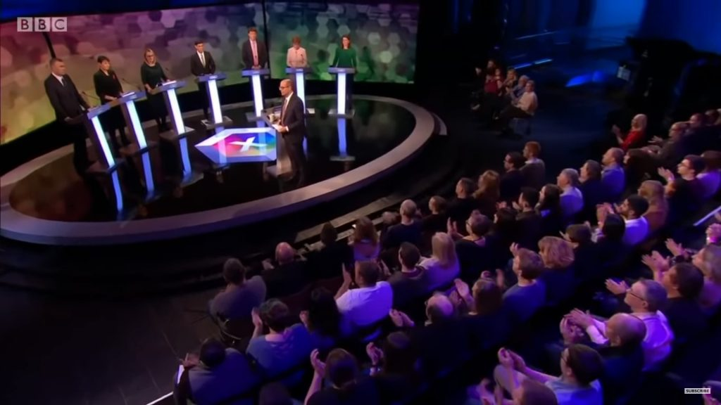 pitching for business, bbc debate, answer the questions