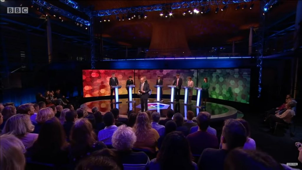 pitching for business, bbc debate, paint a vision