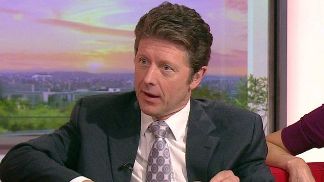Charlie Stayt, tv interview training, correcting the interviewer