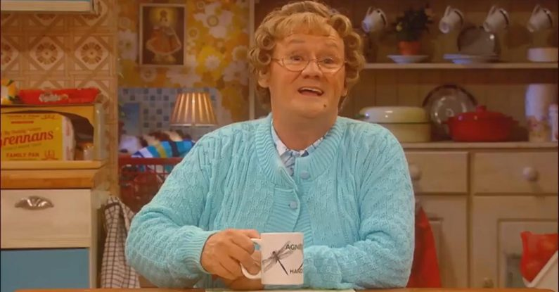 what to do when things go wrong, mrs brown, live studio audience