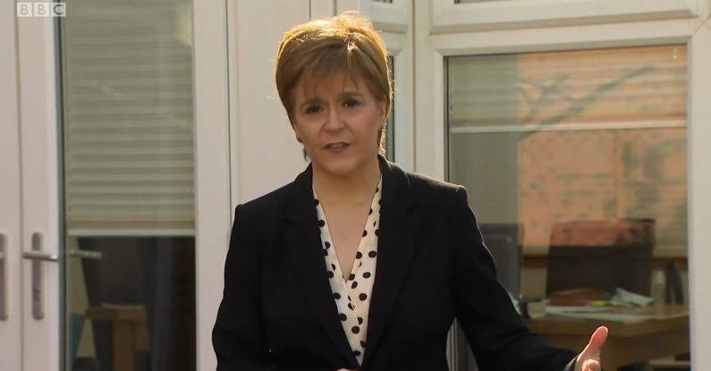 First Minister Nicola Sturgeon, Pink Elephant communications, media training Edinburgh