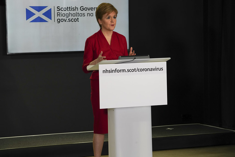 say what you mean, nicola sturgeon, pink elephant, counting the cost