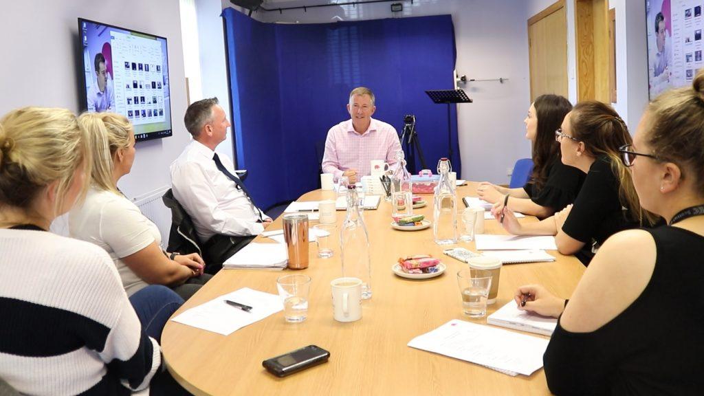Presentation skills training Scotland, pink elephant communications, focus on the 90 percent