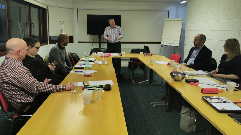 public speaking course edinburgh, pink elephant communications