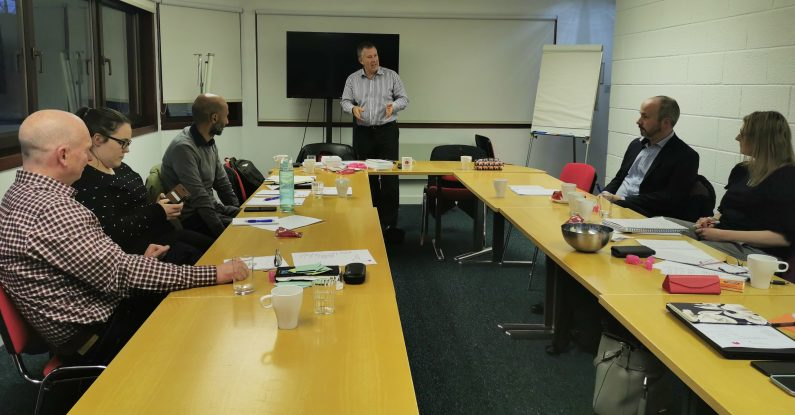 public speaking course edinburgh, pink elephant communications